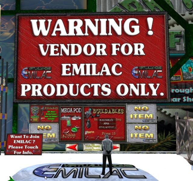 Emilac Vendor